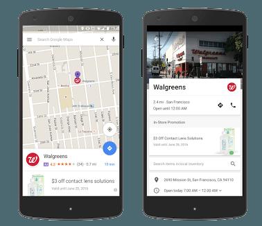 Nové rozšírenie o lokáciu v Google maps